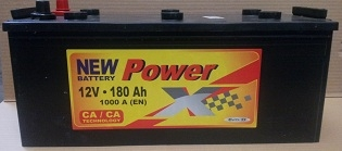 Baterie PowerX new 12V 180 Ah